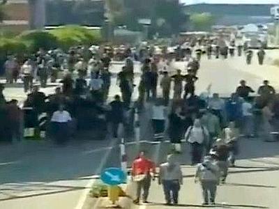 Ilva taranto esplode la protesta nelle strade