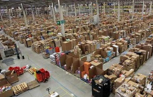 amazon assume a cagliari