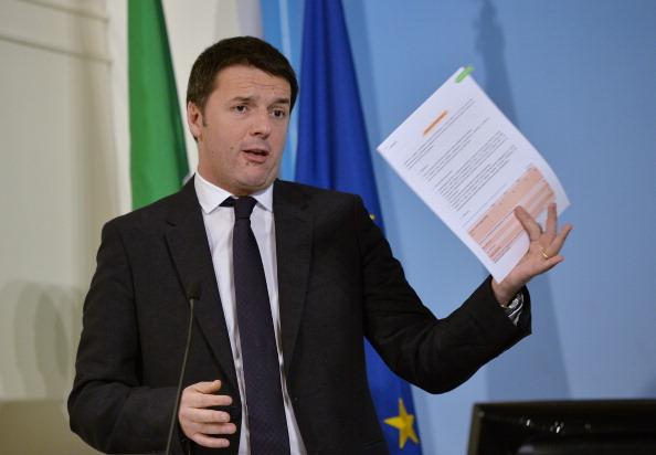 ITALY-POLITICS-ECONOMY-TAX