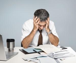 Lavoro Ansia Stress Stanchezza