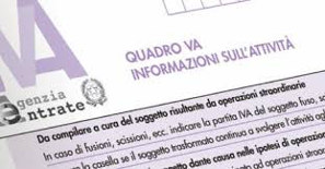 Modello Dichiarazione IVA 2015
