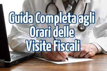 Orari Visita Fiscale