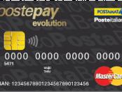 PostePay Evolution FAQ Domande