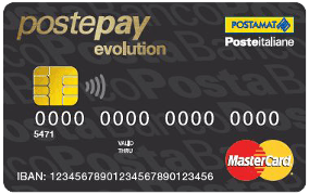 PostePay Evolution FAQ Domande