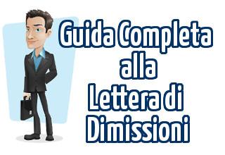 Lettera-di-Dimissioni