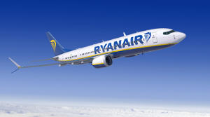 Ryanair 737-MAX 8 Artwork K66200