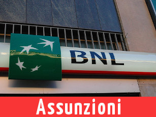banca-bnl-posizioni-aperte-assunzioni