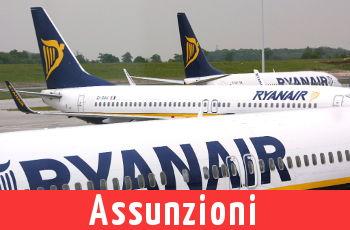 Ryanair-assunzioni-lavoro