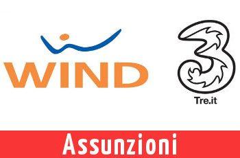 fusione-wind-tre-assunzioni-2017