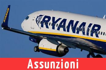 ryanair-assunzioni-assistenti-volo-2017