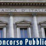 Concorsi Banca d'Italia: Bando Pubblico per Nuovi Profili
