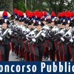 Concorso Carabinieri VFP1 e VFP4, 1598 Posti Disponibili