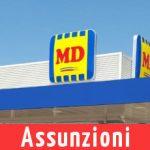 MD Discount Lavora Con Noi, Nuove Posizioni Aperte