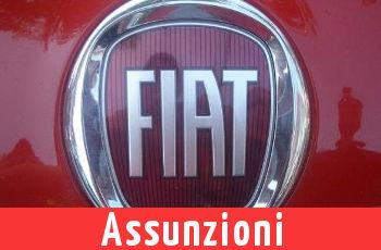 FIAT FCA Lavora Con Noi: Nuove Posizioni Aperte