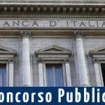 Banca d'Italia Concorsi per 30 Vice Assistenti Amministrativo