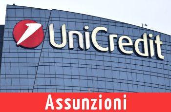 Unicredit Lavora Con Noi, Nuove Posizioni Aperte