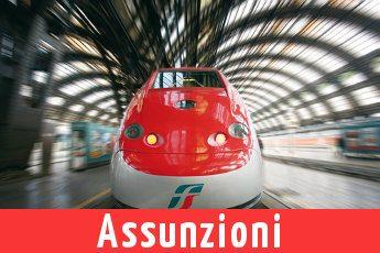 Ferrovie dello Stato Lavora Con Noi: Nuove Assunzioni
