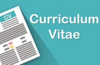 Cinque errori da non commettere sul proprio Curriculum Vitae